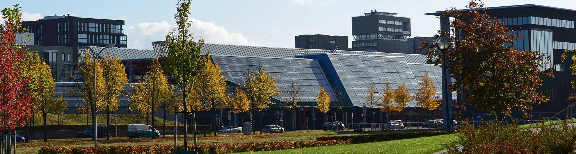 Station Lelystad